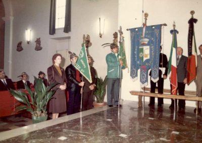 1992 Ventesimo Anniversario Gruppo Alpini Cogozzo