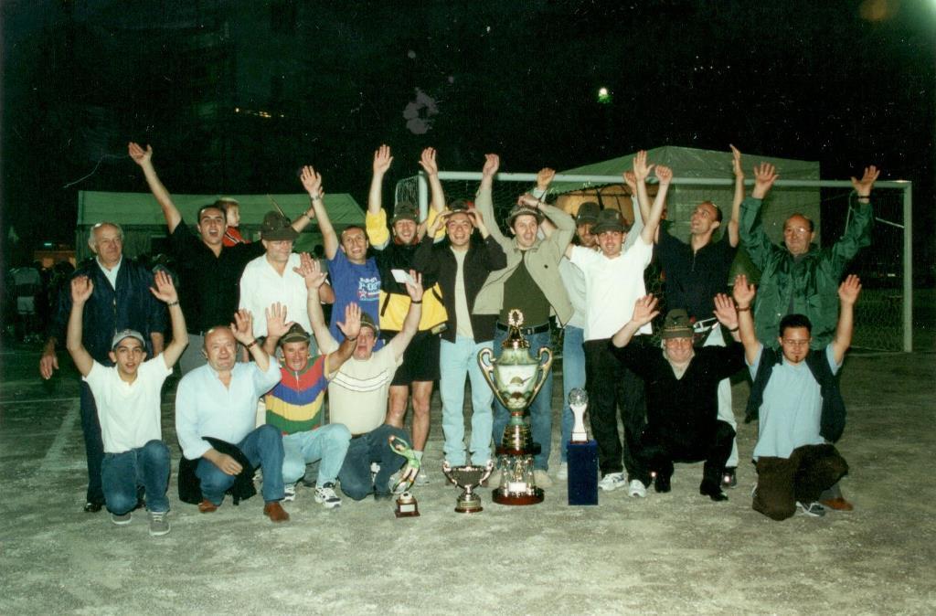 2000 Torneo ANA Lumezzane