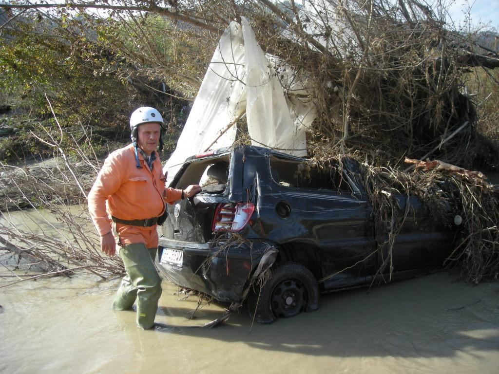 2011 Alluvione Rocchetta di Vara
