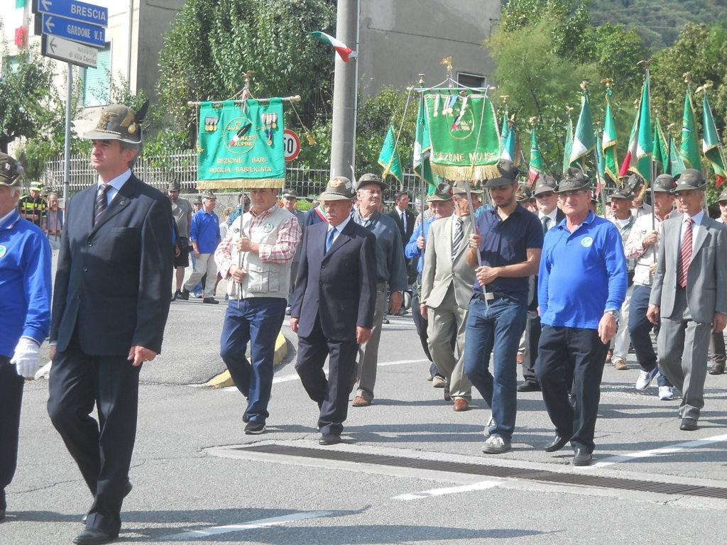 40simo Gruppo Alpini Cogozzo 2012
