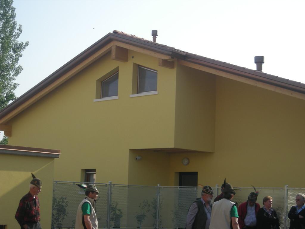 2012 Costruzione casa di Luca