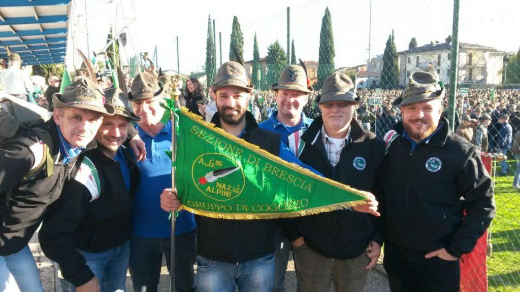 Secondo Raggruppamento Desenzano 2016