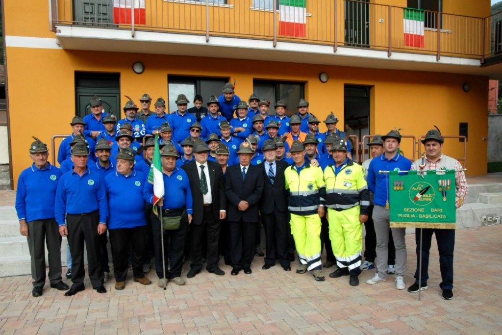 2012 Quarantesimo Anniversario Gruppo Alpini Cogozzo