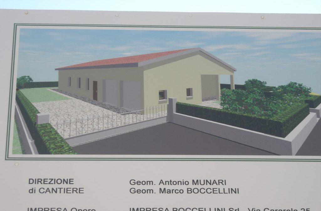 Casa di Luca 2012
