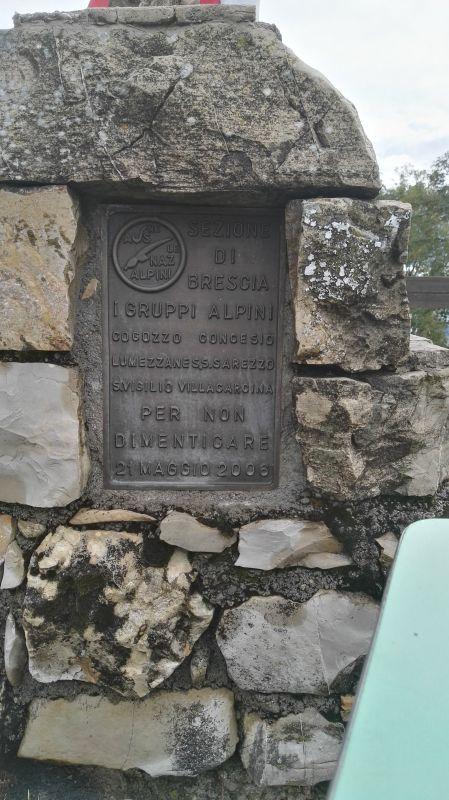 Monte Palosso Centenario Grande Guerra