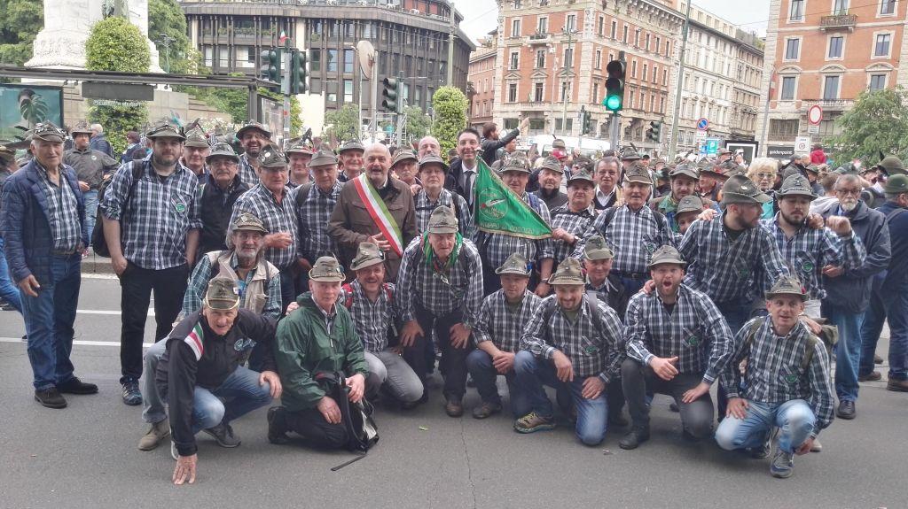 Adunata del Centenario Milano