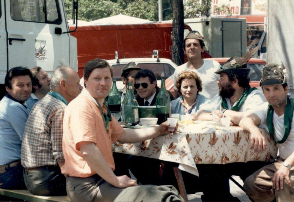 1985 Adunata La Spezia