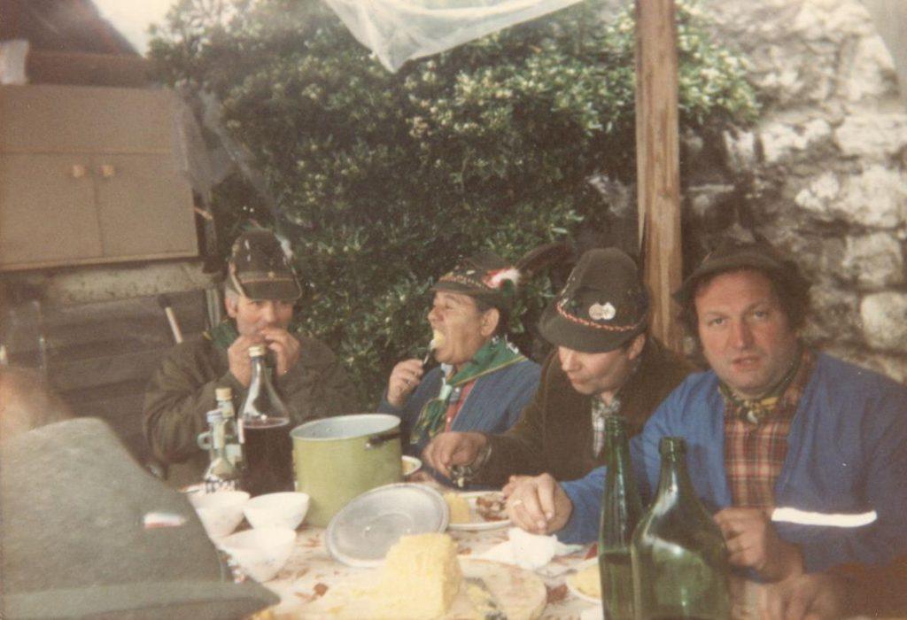 1987 Adunata Trento