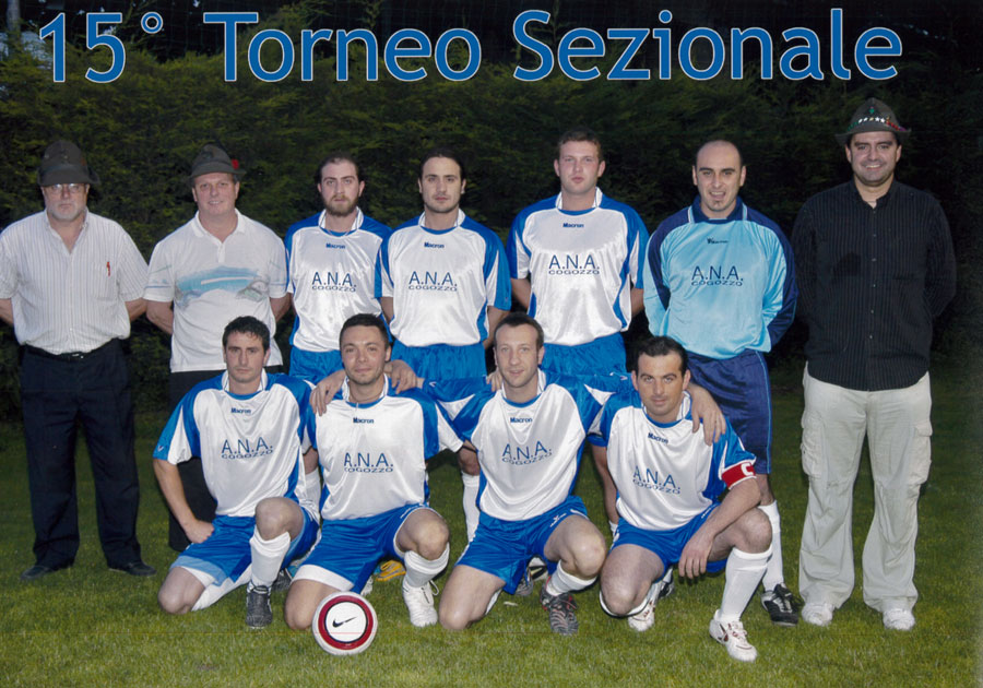 Torneo sezionale COGOZZO 2006