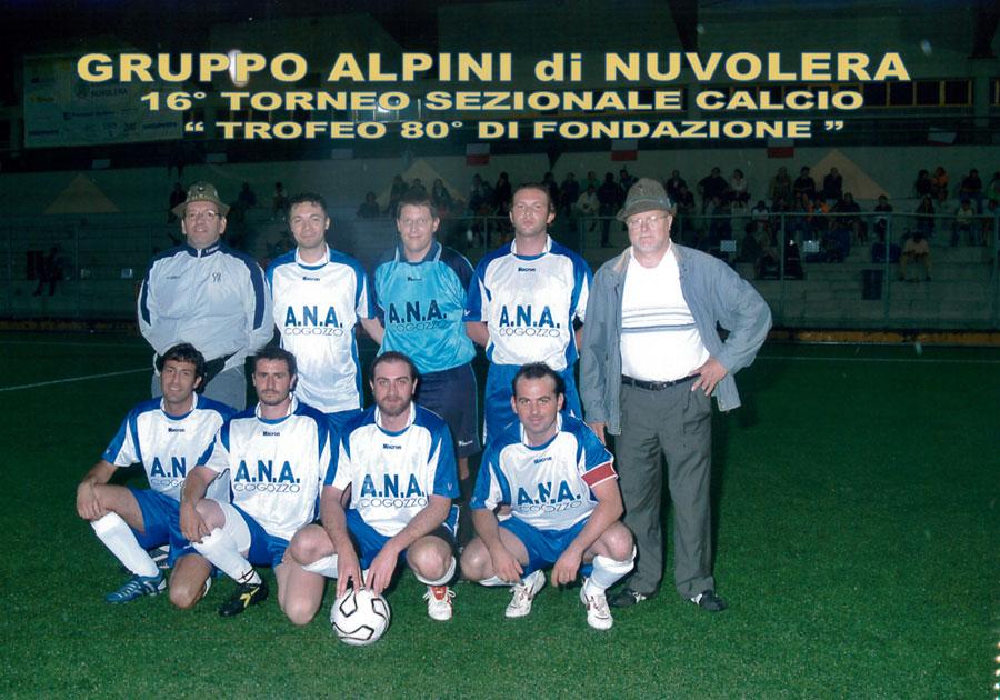 Torneo sezionale NUVOLERA 2007