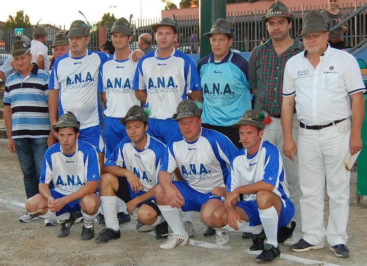 Torneo sezionale TRAVAGLIATO 2010