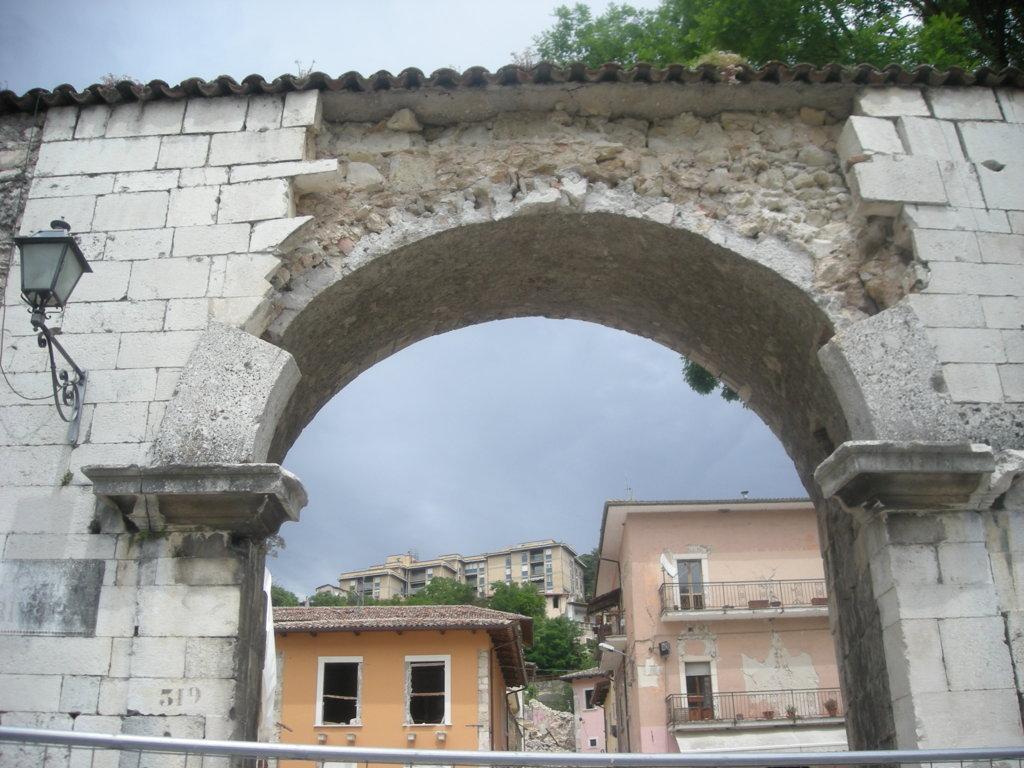 Terremoto L'Aquila 2009