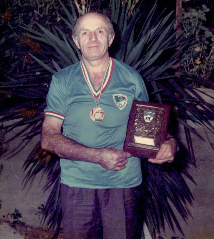 Rinaldo Valentini – Campione Italiano di Marcia di Regolarità in Montagna 1988